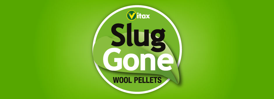 Vitax Slug Gone Logo